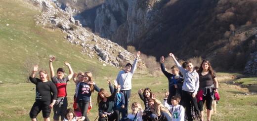 excursie, Cheile Turzii